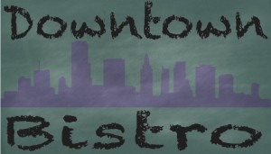 DowntownBistro Logo