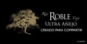 ROBLE FONDO NEGRO COPY E ILUSTRACION
