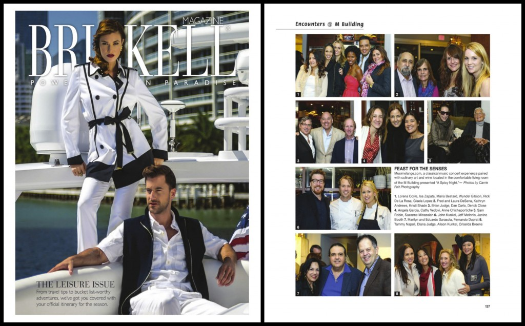 Brickell Mag April