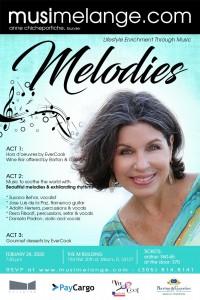 200224 - Melodies Flyer